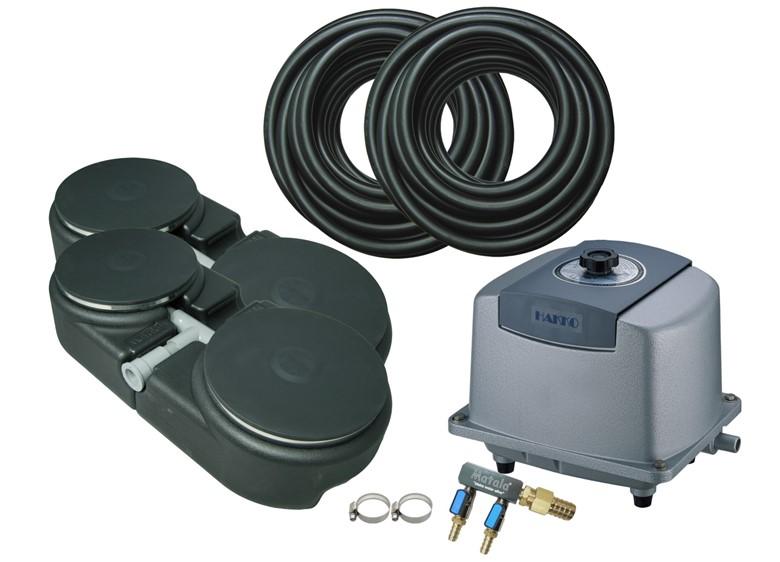 воздушный компрессор для аэрации пруда