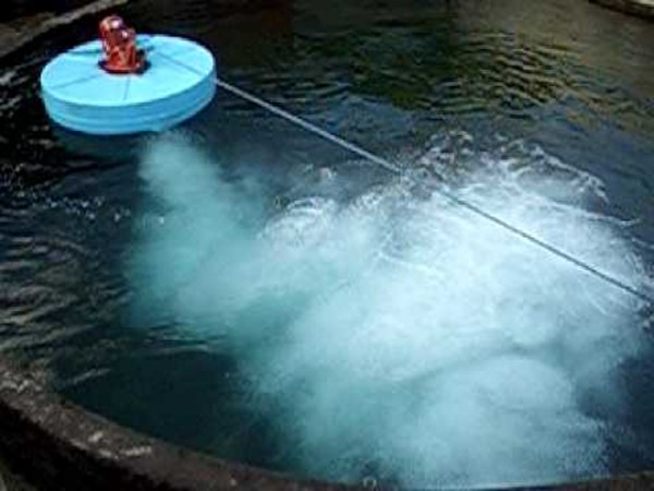 газодувки для аэрации водоемов