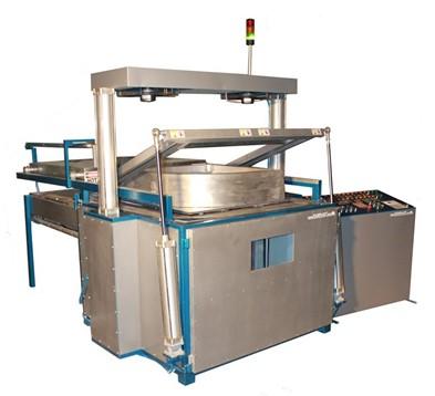 оборудование вакуумной формовки